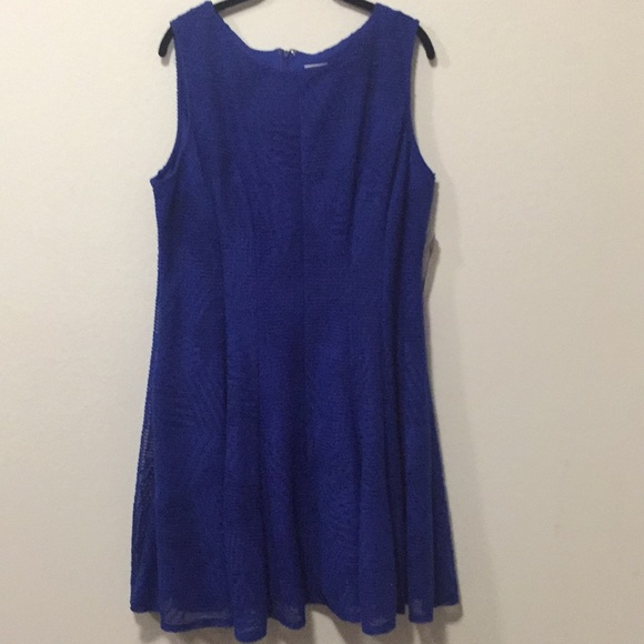 Studio One Dresses & Skirts - Studio One Royal Blue Dress-Size 18